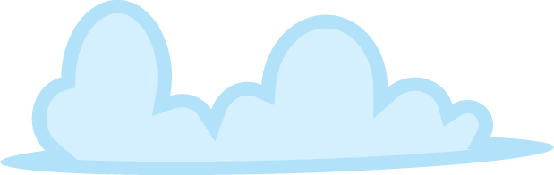 Just an illustrated background cloud. Not very interesting really.