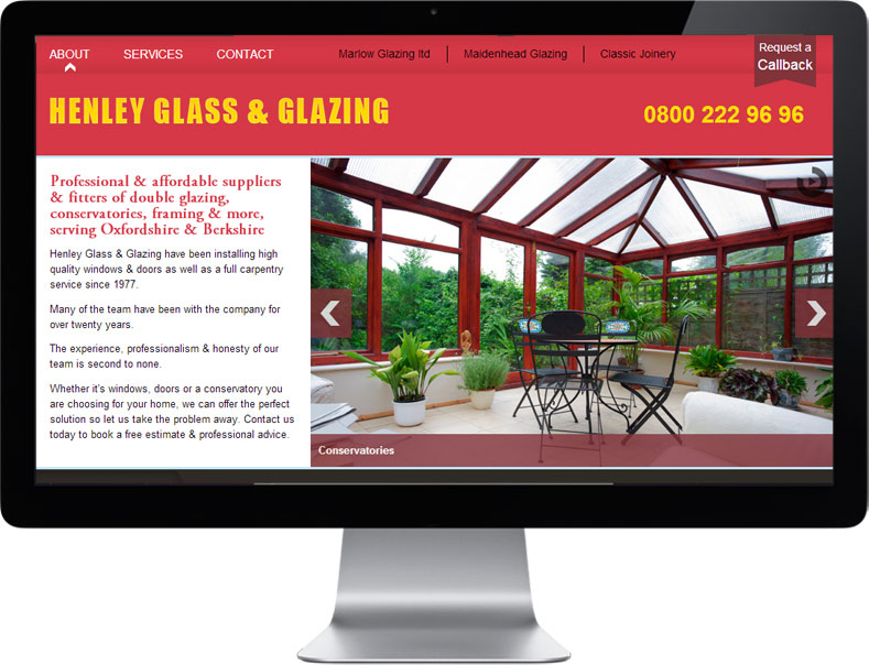 Henley Glass Site